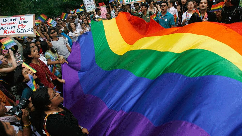 There is a growing call to decriminalise homosexuality in India, but our elected representatives refuse to even discuss it. (Photo: Reuters)