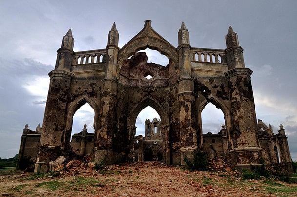 "Rosary Church, Shetihalli. (Photo: <a href=""http://travel.nationalgeographic.com/travel/traveler-magazine/photo-contest/2013/entries/228883/view/"">Nat Geo</a>)"