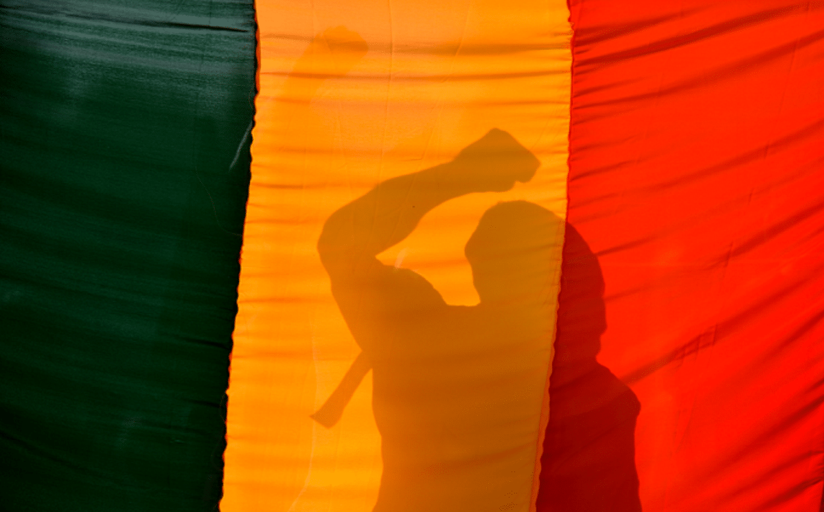 """Quit India Section 377! (Photo: Twitter/<a href=""""https://twitter.com/redditindia/status/661626428606181376"""">@<b>redditindia</b></a>)"""