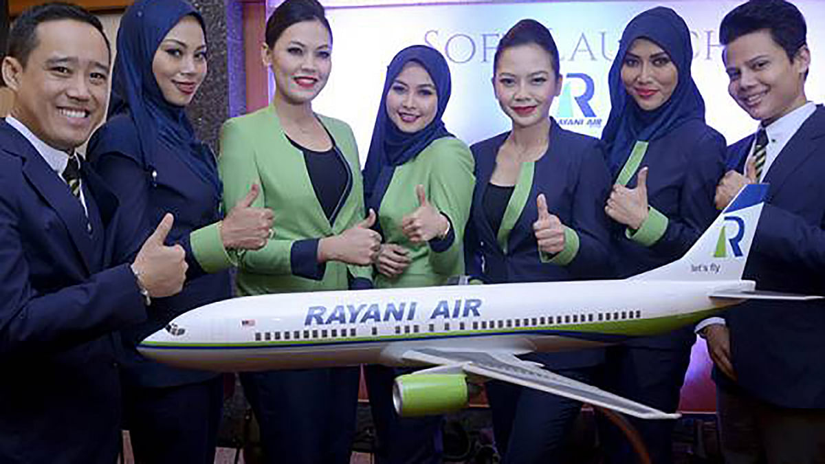 No Alcohol, Only Halal Meat on Malaysia's Shariah-Compliant Flight