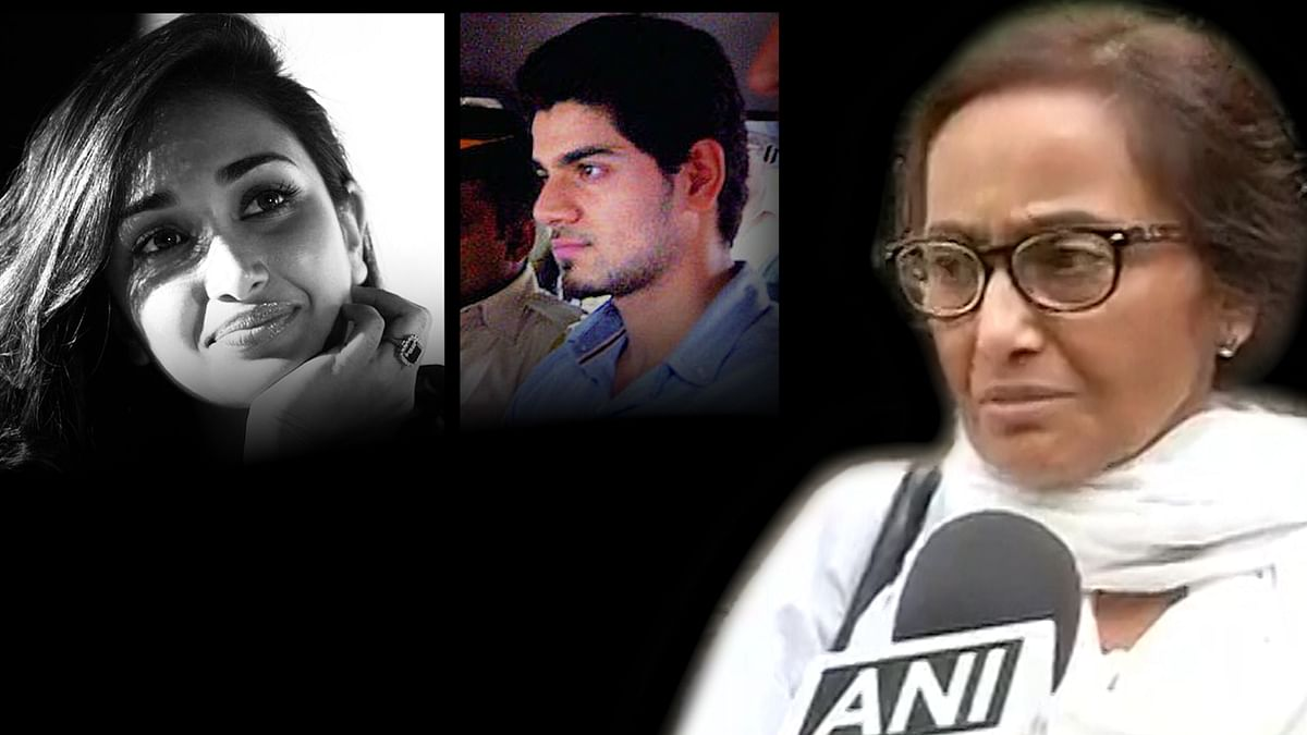 Deceased actress Jiah Khan's mother Rabiya Amin has indicated that she is unhappy with the CBI chargesheet.