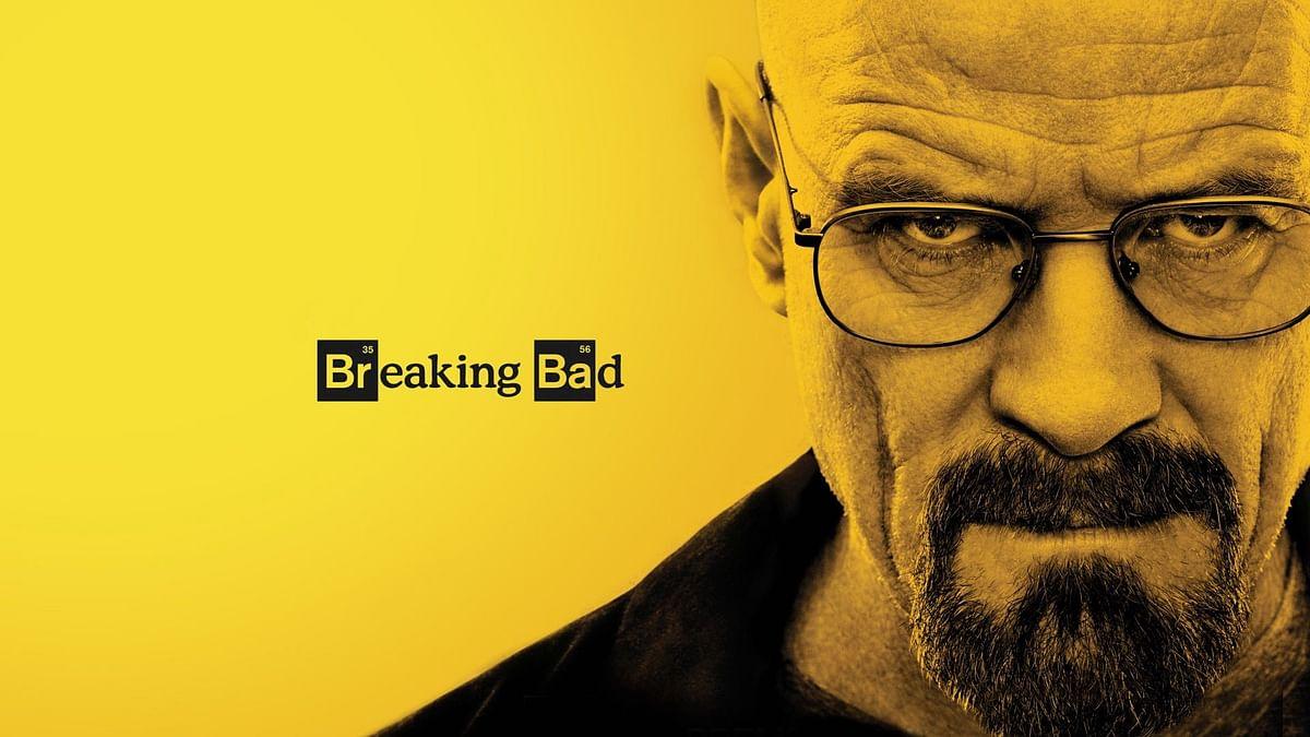 Bryan Cranston in <i>Breaking Bad</i>