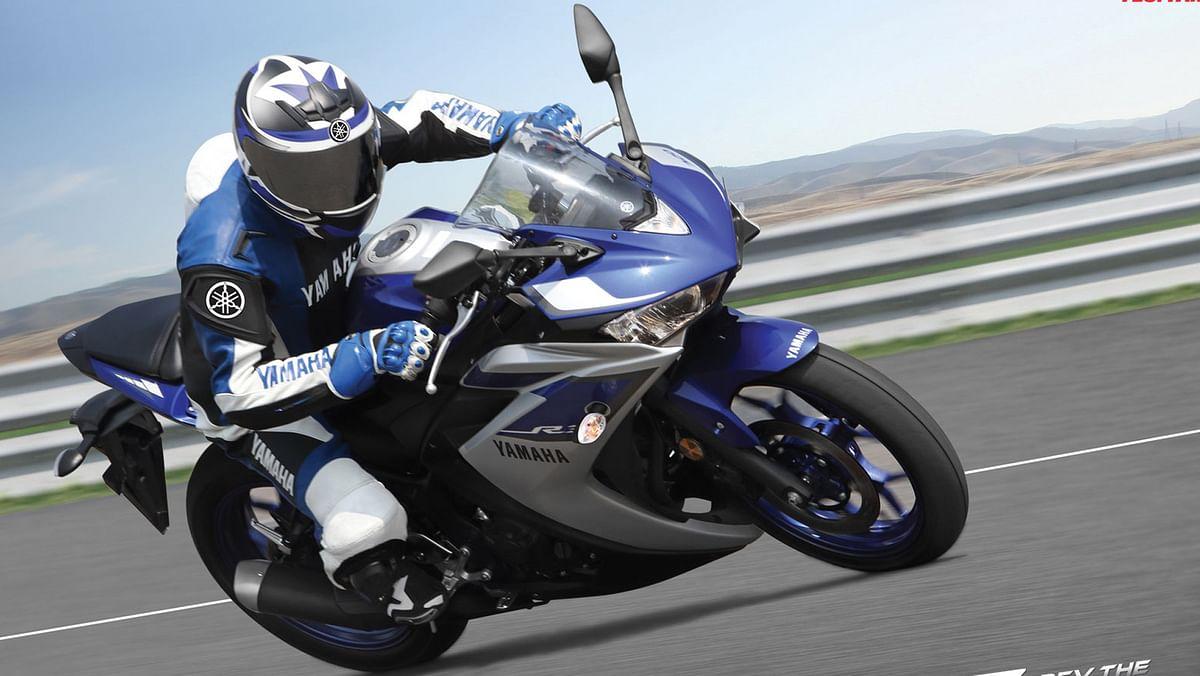 "Yamaha R3. (Photo Courtesy: <a href=""http://www.yamaha-motor-india.com/motorcycle-yzf-r3.html"">Yamaha</a>)"