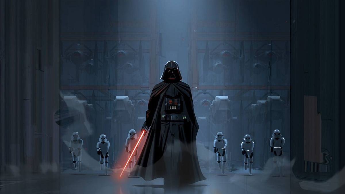 Darth Vader from the <i>Star Wars </i>movies is arguably the most iconic villain of all time.
