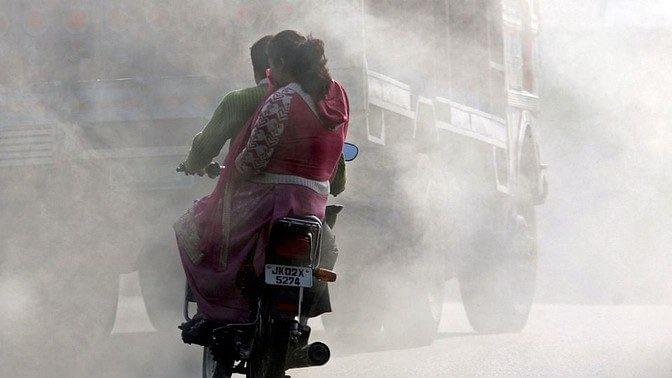Air pollution has severe health impact. (Photo: Reuters)