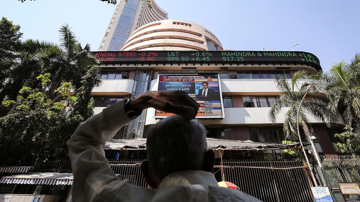 Markets Close Lower: Sensex Falls 400 Points; Nifty Below 11,750