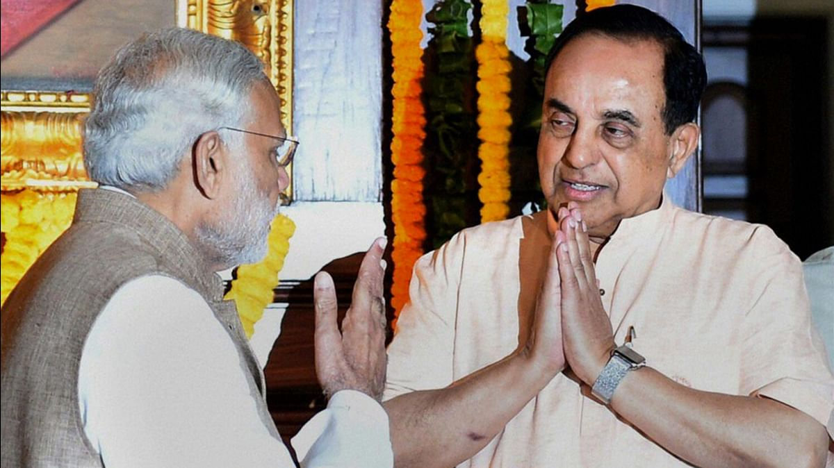 You May Lead to Suicides: Swamy Asks Modi to Defer NEET Amid COVID