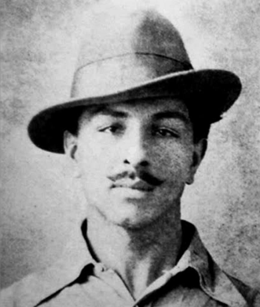 """File photo of Bhagat Singh. (Photo: <a href=""""http://pmindia.gov.in/wp-content/uploads/2015/09/bhagat_singh_28_sep_2015_en.jpg"""">PMIndia Website</a>)"""