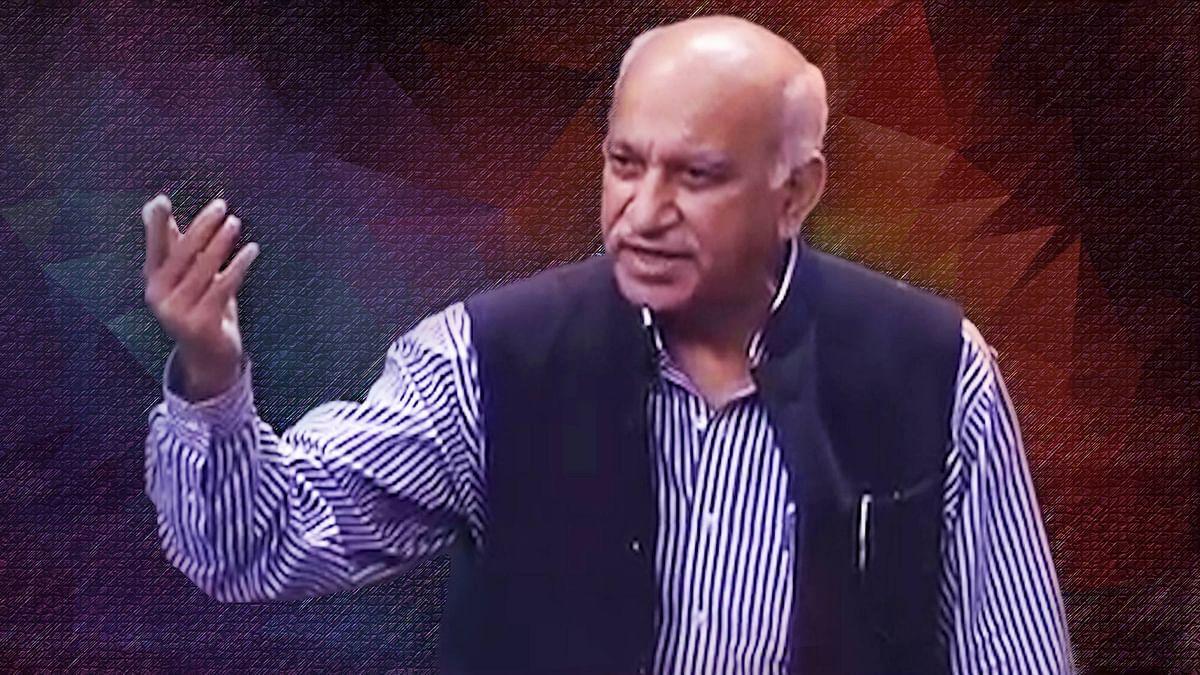 MJ Akbar Case: Akbar's Lawyer Asks People to Stop Live Tweeting
