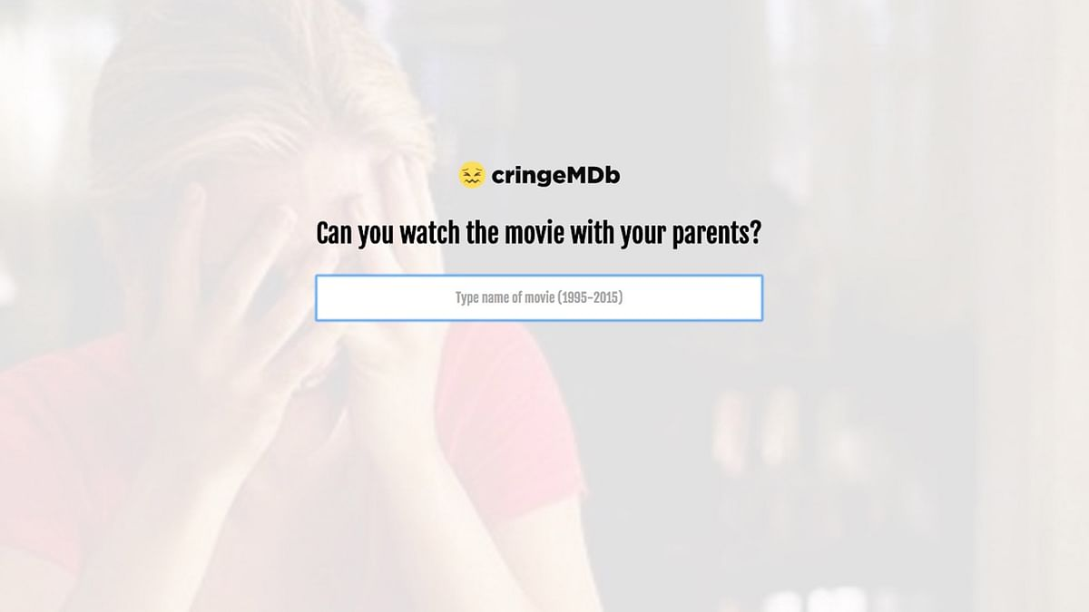 No spoiler alerts. CringeMDb just warns you about the film.