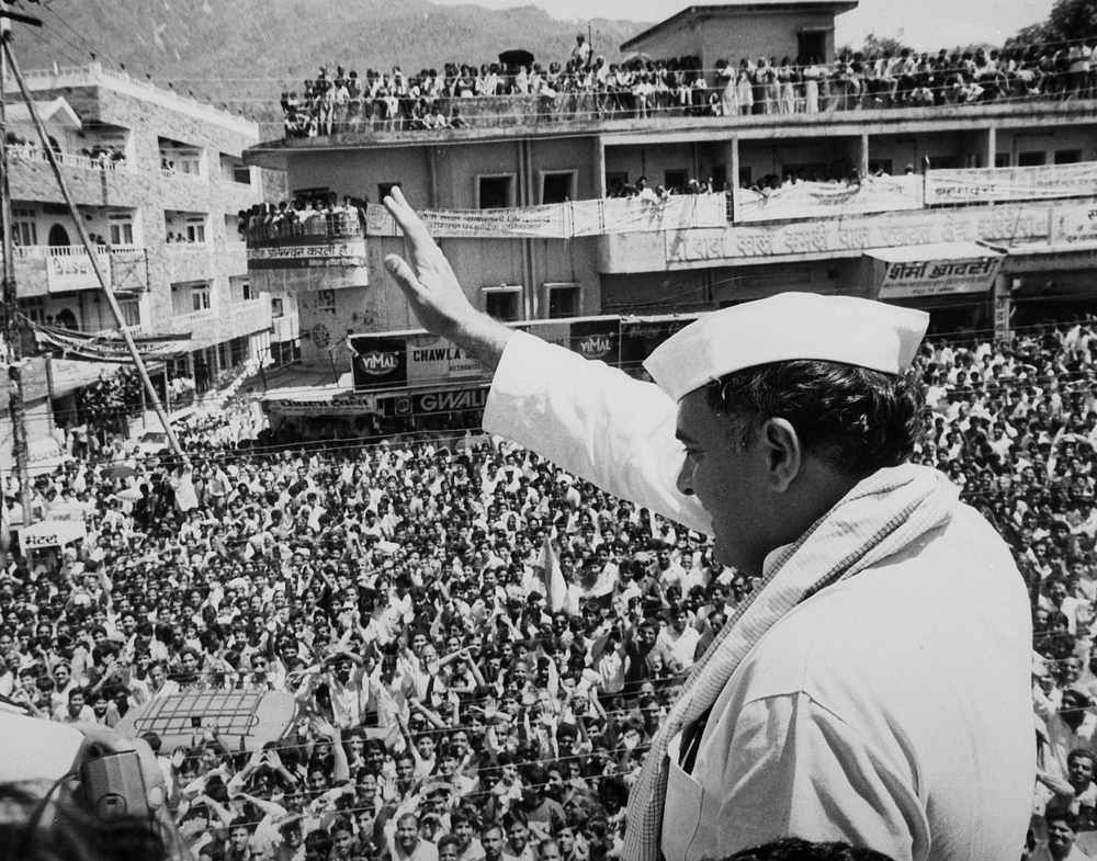 A Constitution bench was seized of the issue whether the Tamil Nadu government had correctly exercised the power of remitting the punishment awarded to  Rajiv Gandhi's assassins. (Photo: Reuters)
