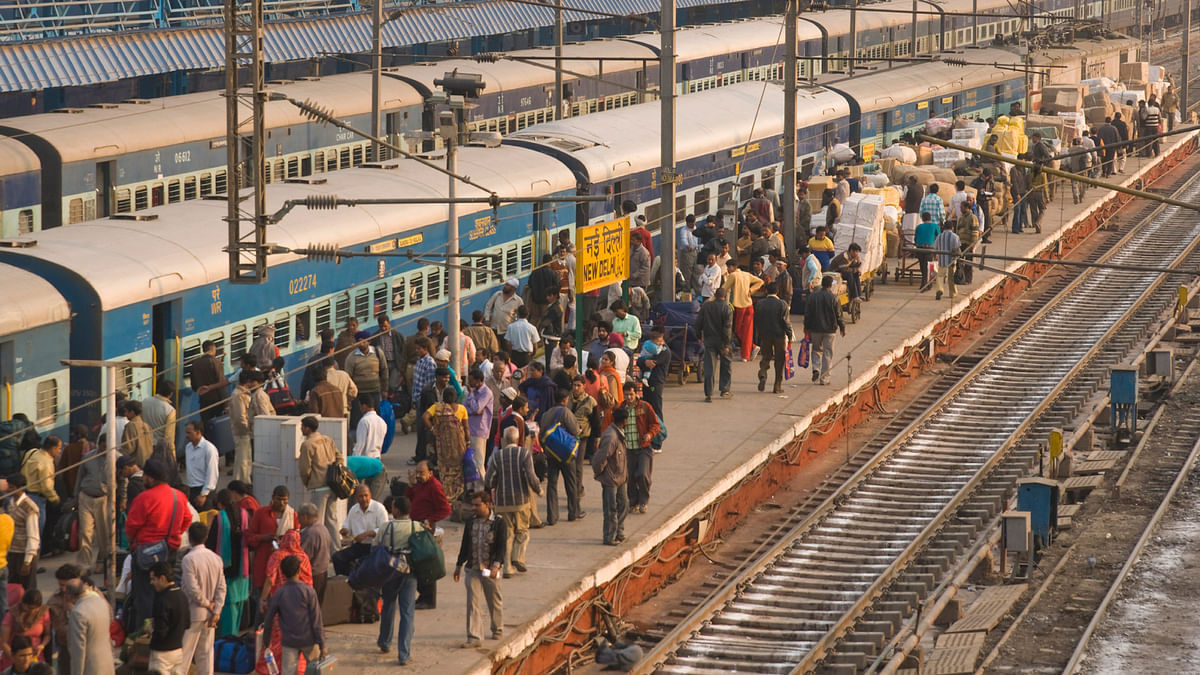 The railways are India's biggest employer and are in the midst of a $130 billion modernisation plan.