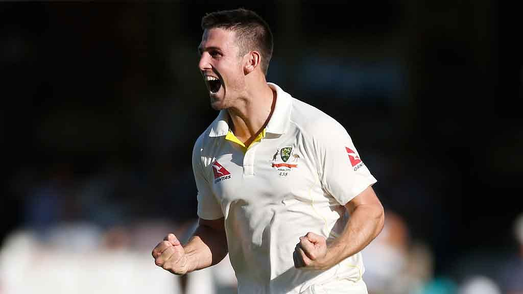 Mitchell Marsh was ruled out due to a shoulder injury. (Photo: Reuters)
