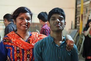 Chitra Iyer with her son Shravan who was diagnosed with autism at the age of 3. In the last decade, from 1 in 10,000 children worldwide were diagnosed with autism, that figure has now risen to 1 in 150  (Photo courtesy: Chitra Iyer)
