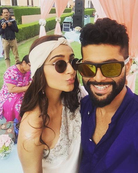 "Sonam shared picturesque shots from the wedding venue on her Instagram account. (Photo Courtesy:<a href=""https://www.instagram.com/sonamkapoor/""> Instagram/Sonam Kapoor</a>)"