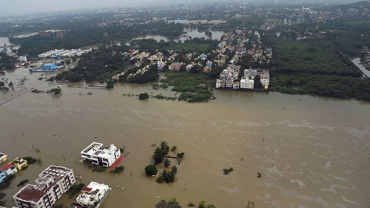The 2015 Chennai floods exposed the archaic British laid water management systems but two years down the line, the government has done very little to avert such a disaster.