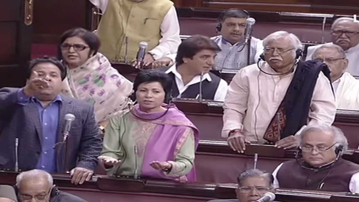 The delay in the passage of key government bills in the Rajya Sabha has sparked discussions on the powers and working of the Upper House.(Photo courtesy: Rajya Sabha TV)