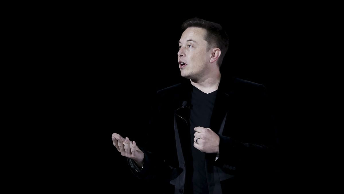 Elon Musk has done the most Elon Musk thing ever. (Photo: Reuters)