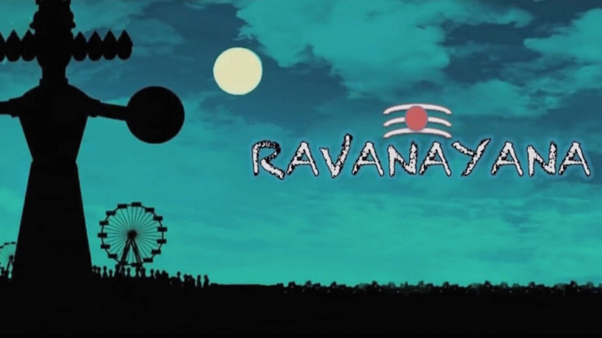What If the Tale of Ramayana was Told From Ravana's Point of View?