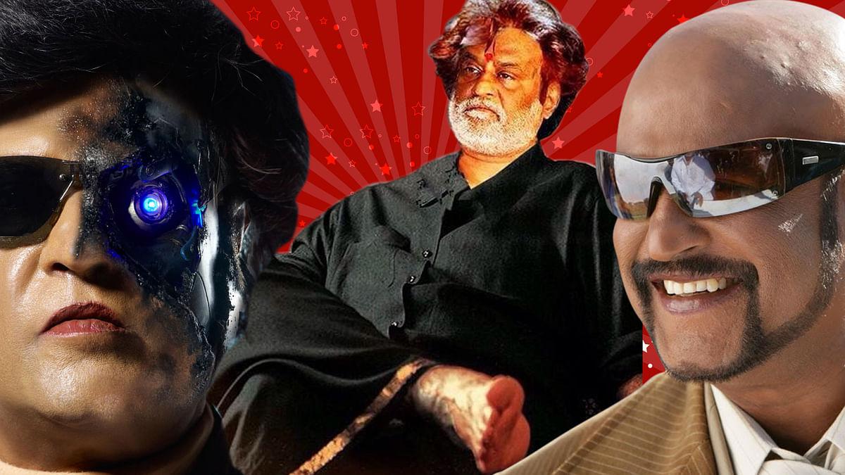 Happy Birthday Rajinikanth. (Photo Illustration: Rahul Gupta/<b>The Quint</b>)
