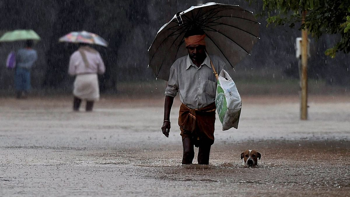 Medavakkam, Madambakkam and Tambaram among other areas in the suburbs were the worst affected by Sunday's rain.