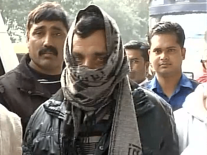 Abdul Rashid who was arrested for allegedly spying for Pakistan's ISI. (Photo: PTI)