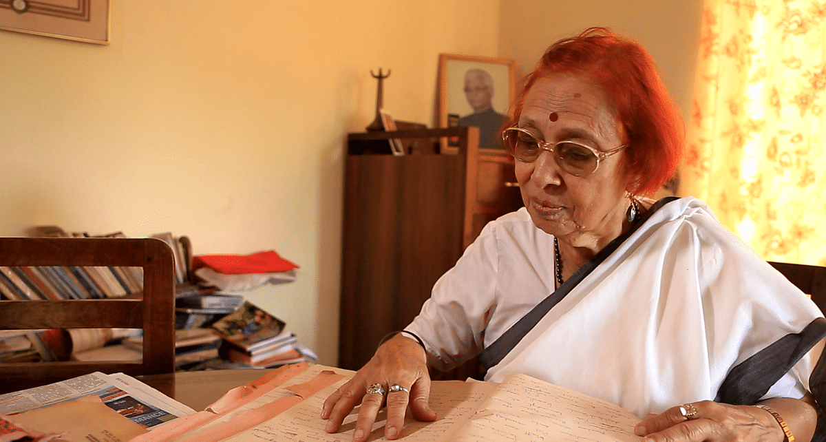 'The Voice of Freedom' was used not just to disburse information, but also motivate Goans to fight for freedom, recalls Libia Lobo. (Photo: <b>The Quint</b>)