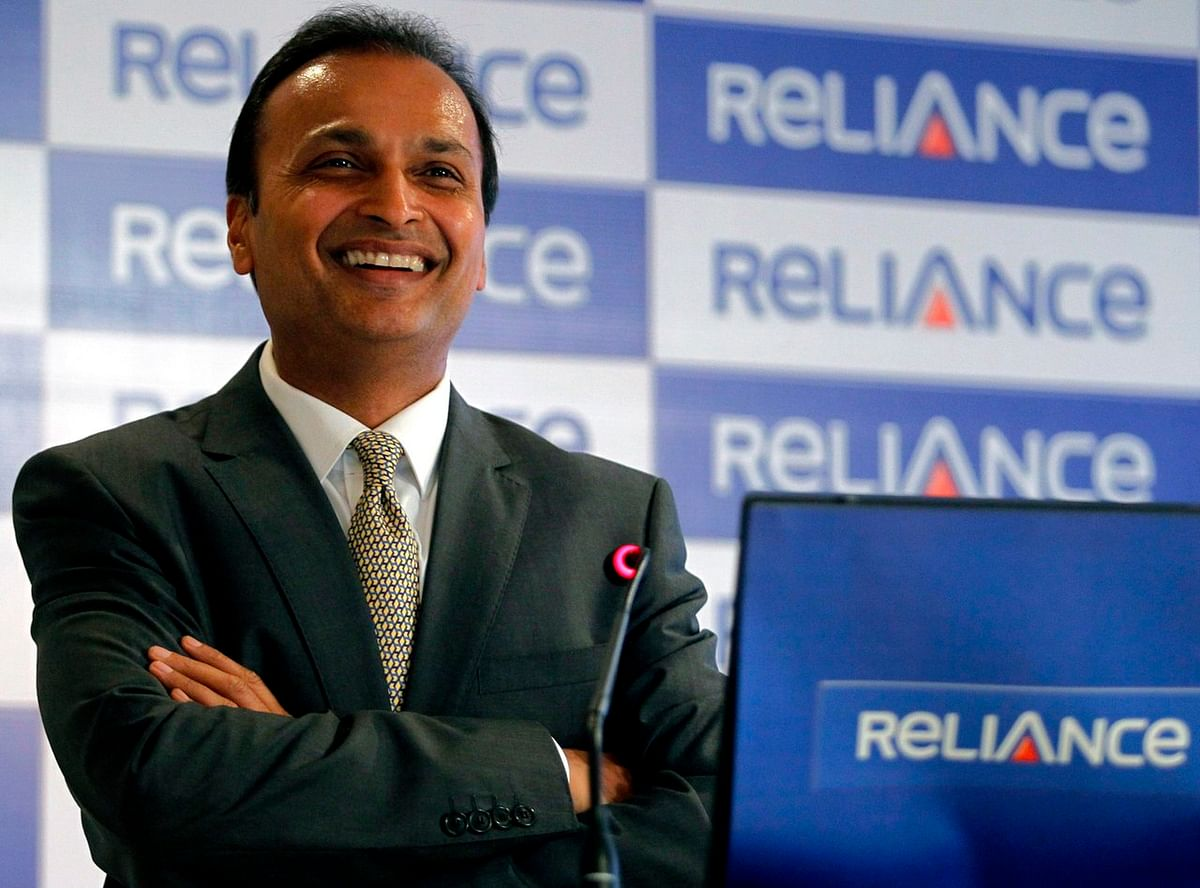 Reliance Industries owner Anil Ambani. (Photo: Reuters)