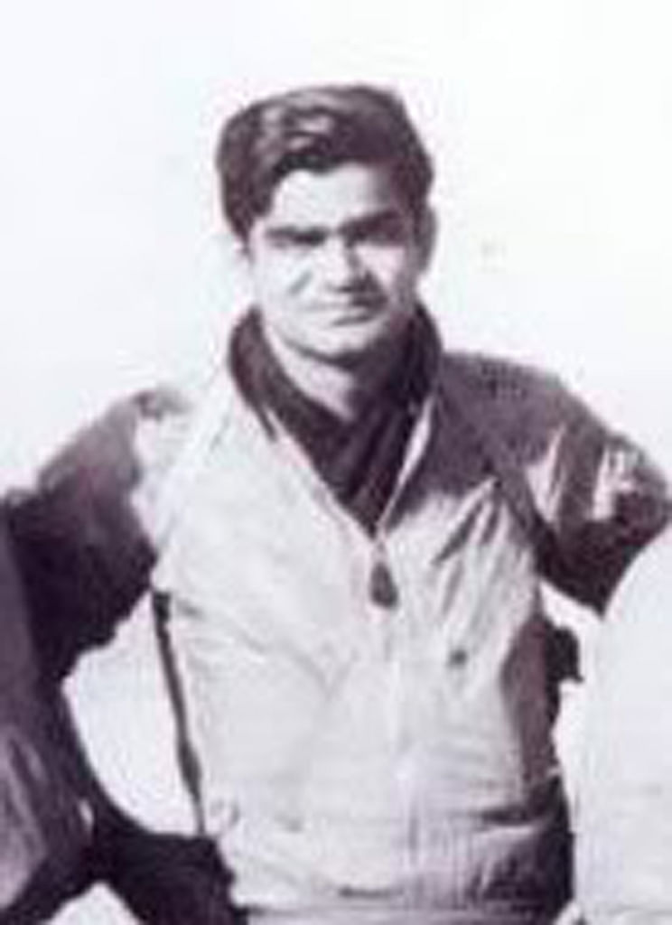 Flt Lt Salim Baig Mirza, Pakistan Air Force in 1965.