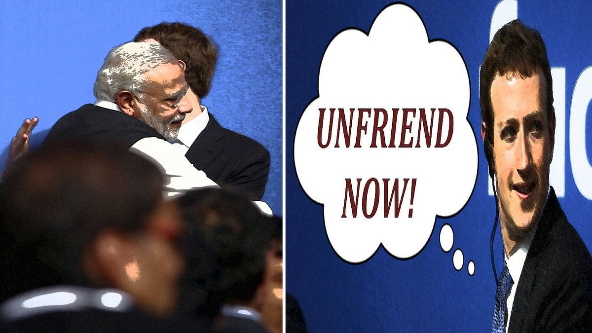 When Narendra Modi and his Merry Men Hugged it Out in 2015