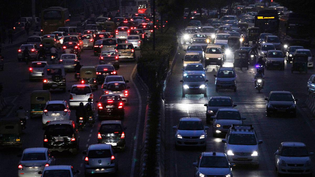 Odd-even formula to curb pollution in Delhi. (Photo: Reuters)