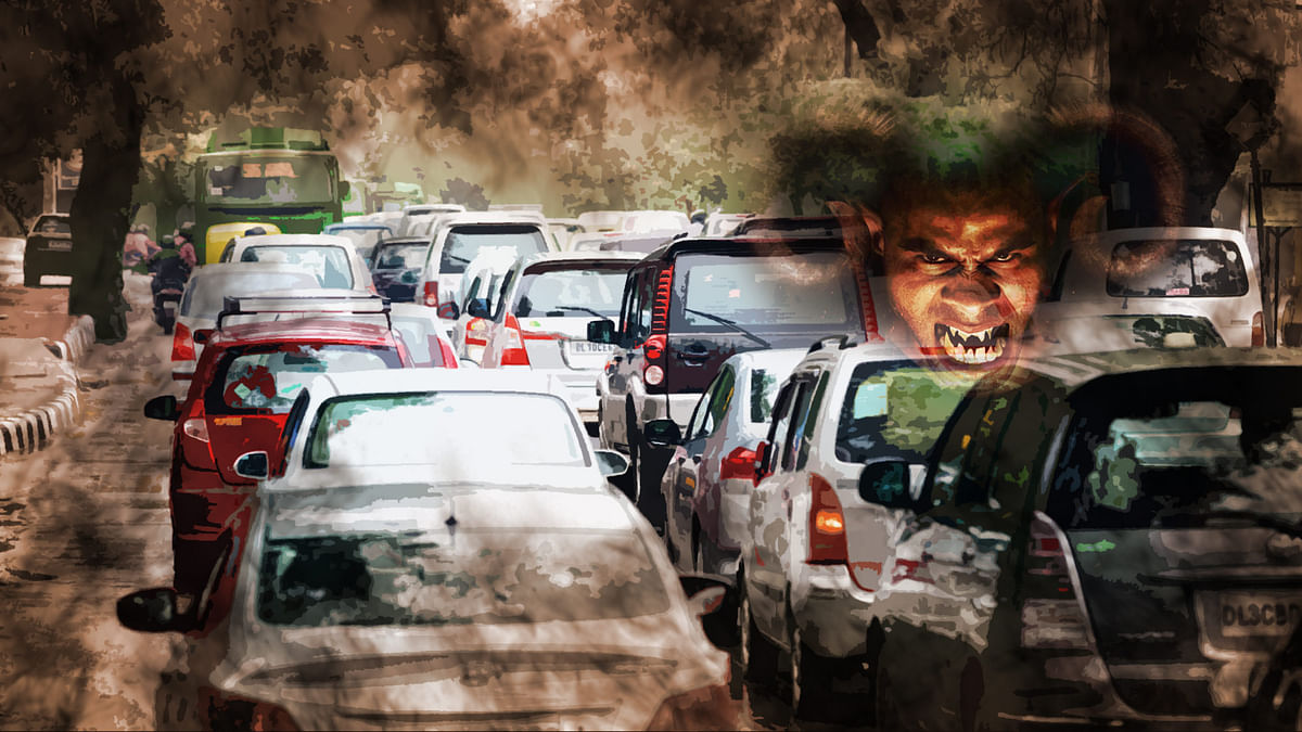 Not just inconvenience and impracticality, recent statistical studies also put a question mark on the odd-even plan by the Delhi government.(Photo: iStock/altered by The Quint)