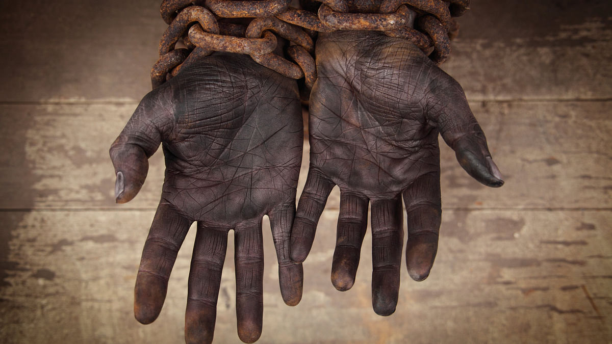 On an average, 51 out of 100 people are vulnerable to modern-day slavery. Image used for representative purpose. (Photo: iStockphoto)