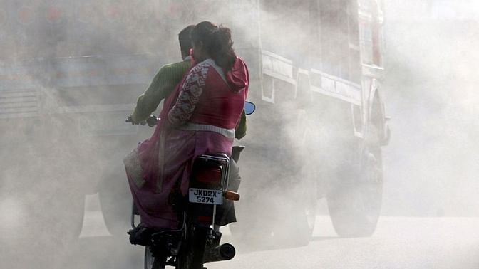 Delhi's CM has announced a new strategy for reducing pollution. (Photo: Reuters)