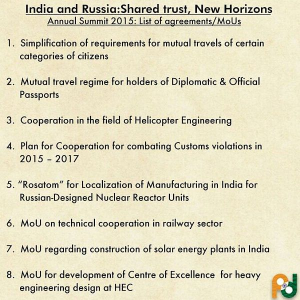 """Deals agreed upon. (Photo: <a href=""""https://twitter.com/MEAIndia/status/680057751704342528"""">Twitter</a>)"""