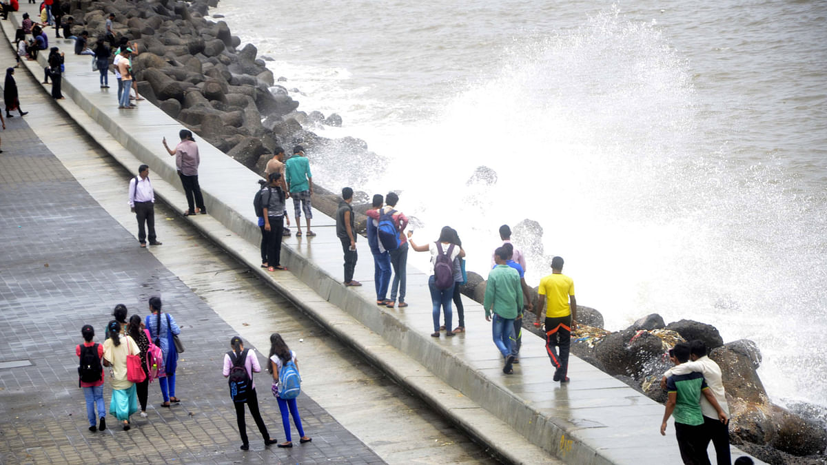 Marine drive has been identified as one of the 15 risky spots. (Photo: IANS)