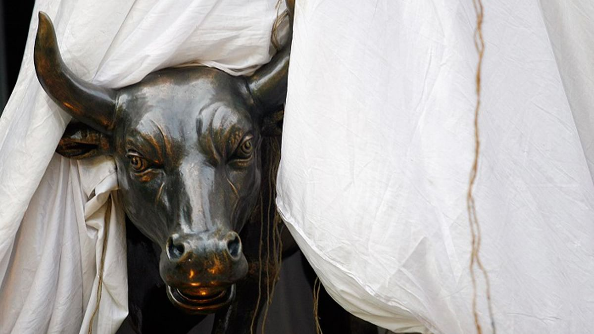 Sensex Ends 164 Points Higher, Nifty Closes Below 11,700