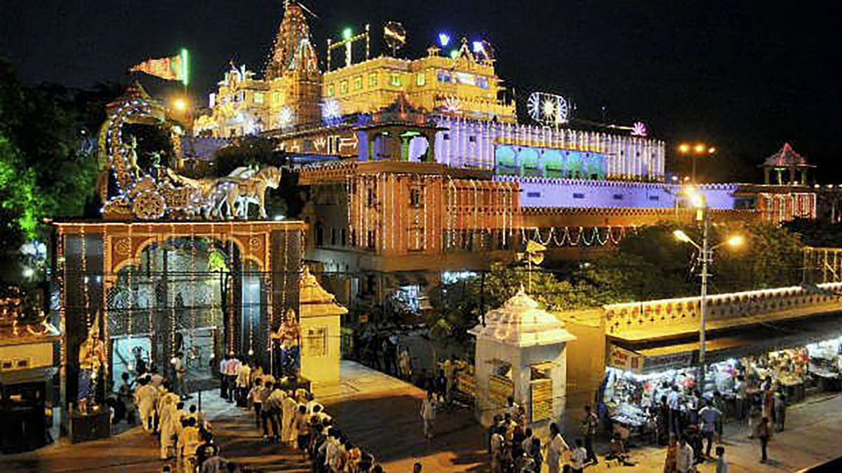 Kailasanathar temple in Tamil Nadu. (Photo: PTI)