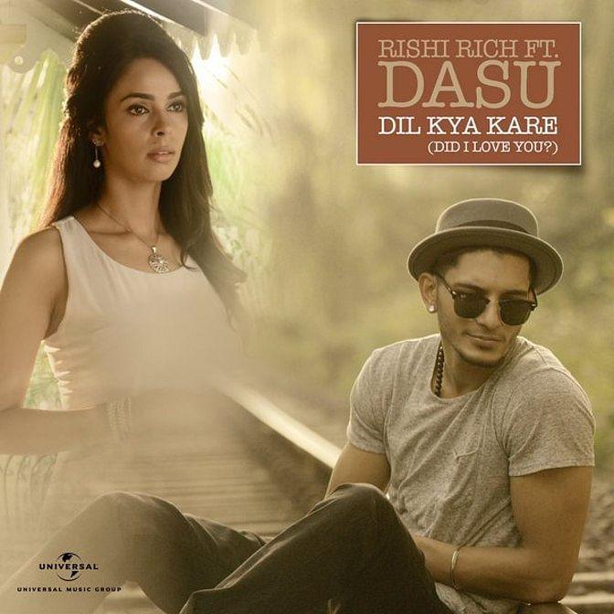Poster of <i>Dil Kya Kare</i> (Photo courtesy: Universal Music)