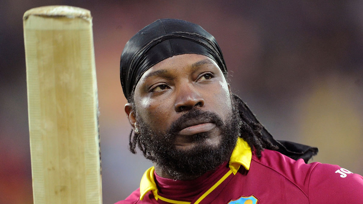 "Ian Chappell Calls For a ""Worldwide Ban"" on Chris Gayle"