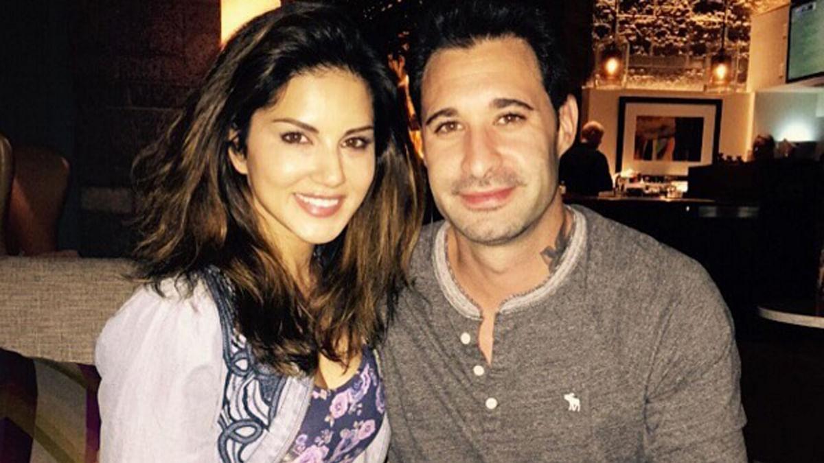 "Sunny Leone with her husband Daniel Weber. (Instagram/<a href=""https://www.instagram.com/p/BAAXRThOq9W/?taken-by=dirrty99"">@dirty99</a>)"