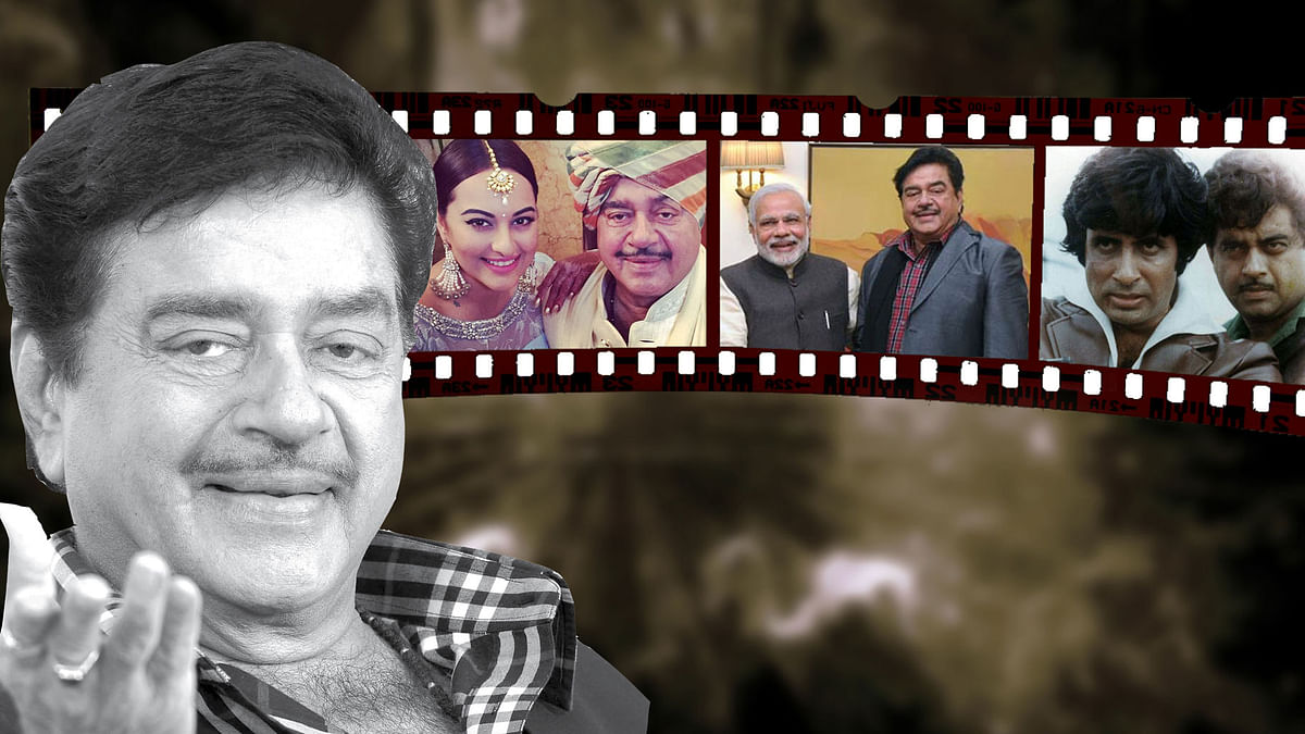 Shatrughan Sinha reveals all in his biography