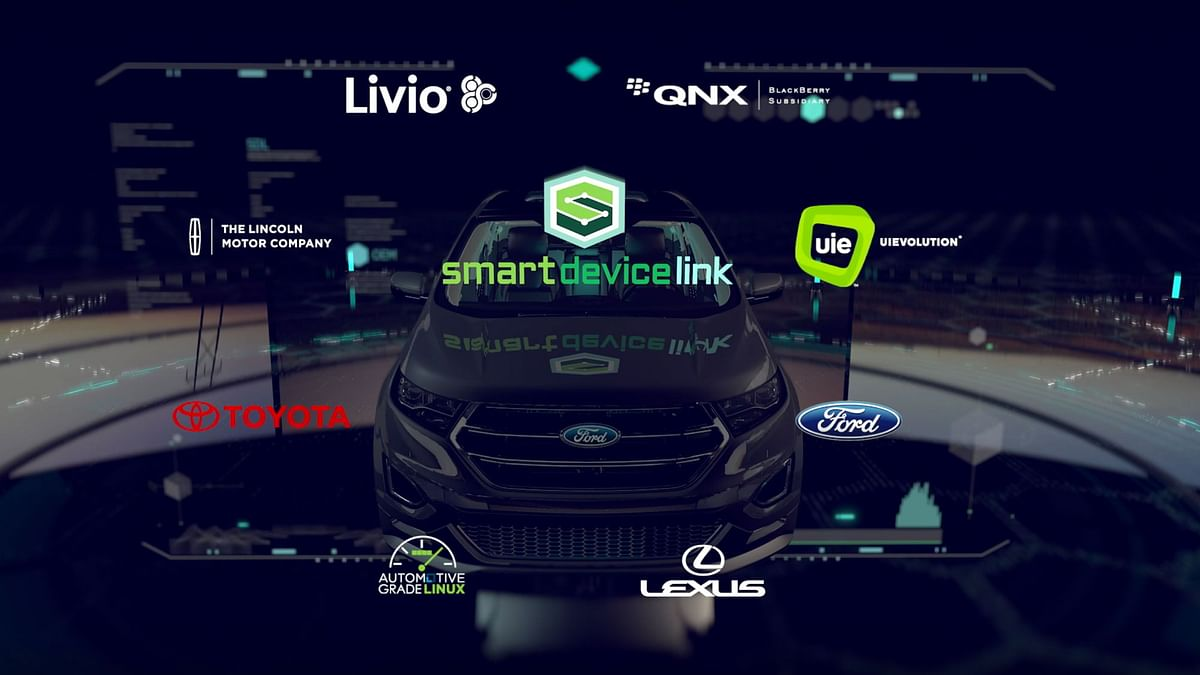 Ford SmartDeviceLink might become the new industry standard for apps inside cars. (Photo: Ford)
