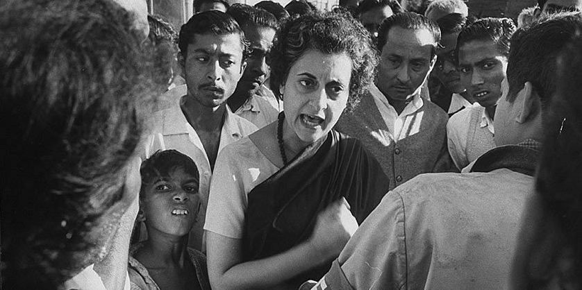 Indira Gandhi (Photo courtesy: Twitter)