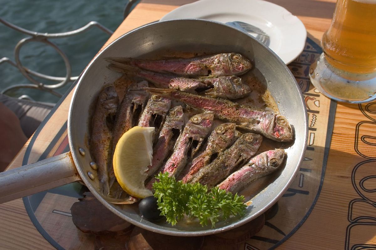 Fried fish is deeply associated with Jerry Pinto's Goan memories. (Photo: iStock)