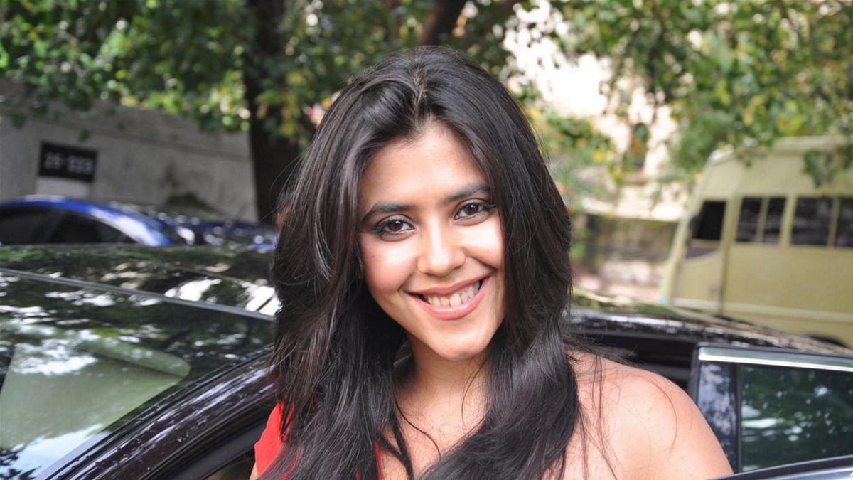 "Ekta Kapoor. (Photo Courtesy: Facebook/<a href=""https://www.facebook.com/Ekta-Kapoor-140772382679680/"">Ekta Kapoor</a>)"