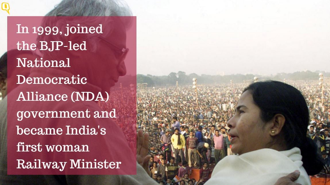 On Her Birthday, Here Are Mamata Banerjee's Triumphs and Trials