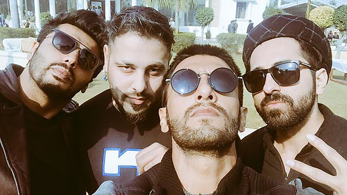 """Men want to maintain their beard for selfies! (Photo: <a href=""""https://twitter.com/arjunk26/status/686845729428484096"""">Twitter</a>)"""