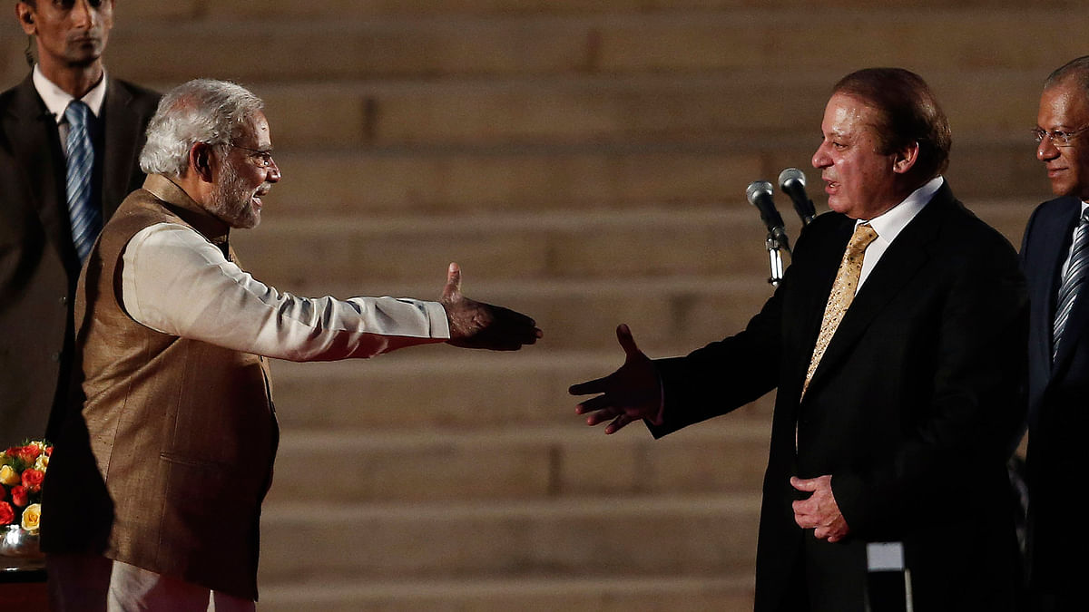 India-Pakistan talks ought not to be derailed because of the Pathankot attacks. (Photo: Reuters)