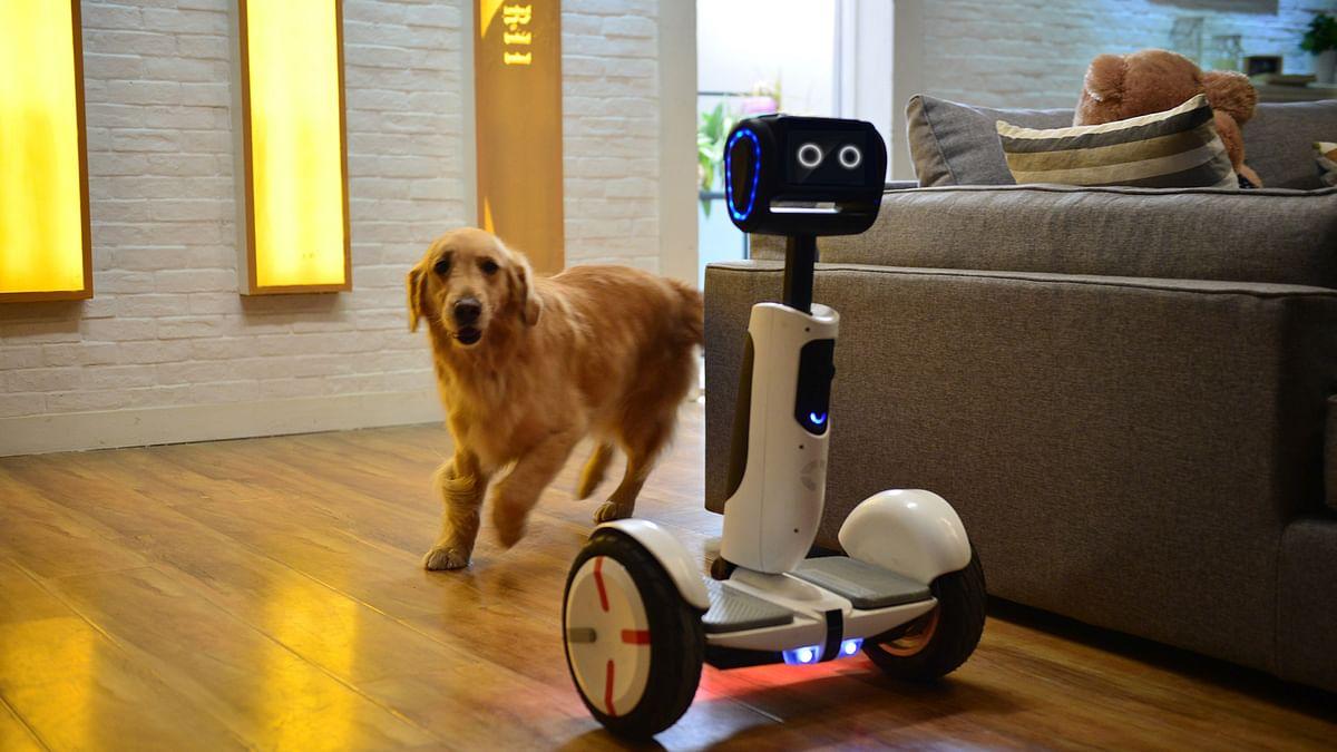 Segway robot. (Photo: Segway)